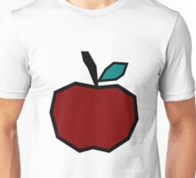 Choppy Apple Unisex T-Shirt