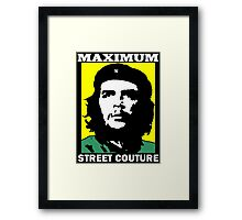 CHE-TWO Framed Print