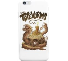 Terrible Tapeworms iPhone Case/Skin