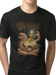 Terrible Tapeworms Tri-blend T-Shirt