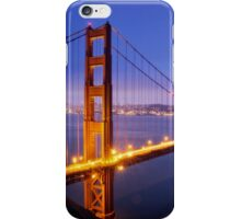 San Francisco Golden Gate Bridge iPhone Case/Skin