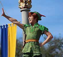Peter Pan by RozeeRossi