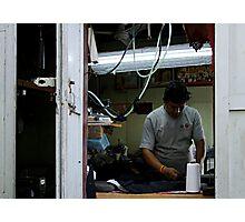 Tailor Photographic Print