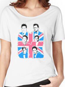 British men Women's Relaxed Fit T-Shirt
