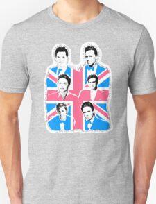 British men Unisex T-Shirt