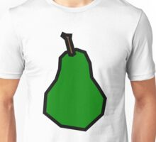 A Choppy Looking Pear Unisex T-Shirt