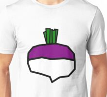 A Choppy Looking Turnip Unisex T-Shirt