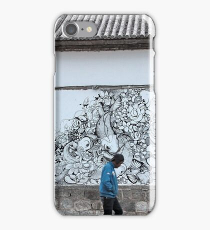 Heavy Thoughts iPhone Case/Skin