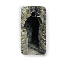 Cubicle in lavatory Ruins of abbey Rievaulx North Yorkshire England 19840602 0077 Samsung Galaxy Case/Skin
