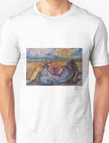 BEACH FOR TWO(C1996) Unisex T-Shirt