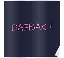 DAEBAK ! Poster