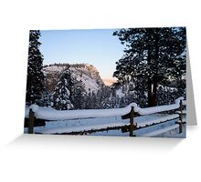 Frosted Layer Cake Greeting Card