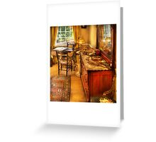 The Sewing Room Greeting Card