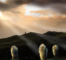 Guardians of the Solstice by Colin Cartwright