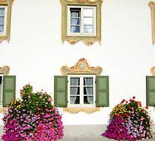 Farmhouse in Upper Bavaria by Klaus Offermann