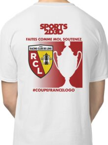 Coupe France Logo Lens Classic T-Shirt