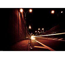 Cooper Ave Photographic Print