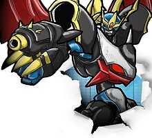 Digimon 15th Anniversary - Imperaildramon by JJJericho