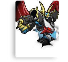 Digimon 15th Anniversary - Imperaildramon Canvas Print