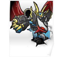 Digimon 15th Anniversary - Imperaildramon Poster
