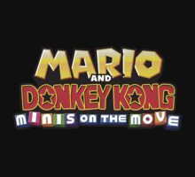 mario donkey kong by Whisher
