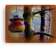 Gone for the winter Canvas Print