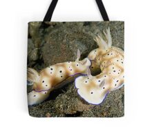 Nudibranch Foreplay Tote Bag