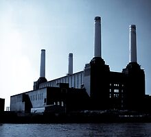 Battersea Power Station by Michael Naylor
