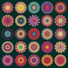 25 Mandalas by Artberry