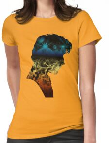 Eleventh Fire Womens Fitted T-Shirt