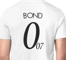 Bond 0(07) Unisex T-Shirt