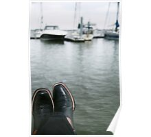 Boots and Boats Poster