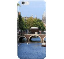 Summer In Amsterdam iPhone Case/Skin