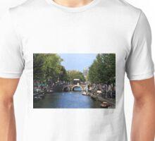 Summer In Amsterdam Unisex T-Shirt