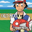 Old Rod - Crapiness by chancel