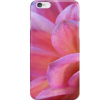 Pink Dahlia iPhone Case/Skin