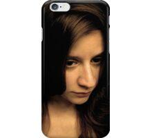 Dark Sepia iPhone Case/Skin