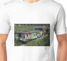 Colorful Houseboat Unisex T-Shirt