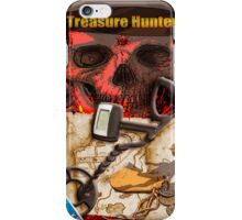 The Treasure Hunter iPhone Case/Skin