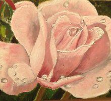 Dewey Rose by John Schuller