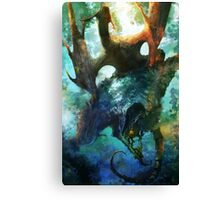 Return of the Broodmother Canvas Print