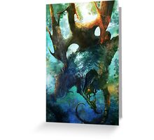 Return of the Broodmother Greeting Card