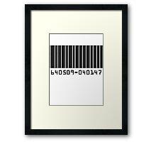 640509-040147 Framed Print