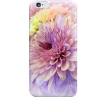 Floral Painted Softly  iPhone Case/Skin
