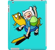 Adventure Cllinger iPad Case/Skin