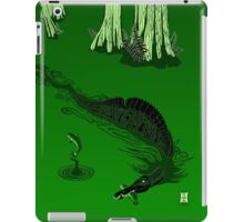 Swamp Dragon iPad Case/Skin