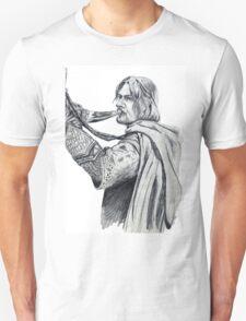 The Horn of Gondor Unisex T-Shirt