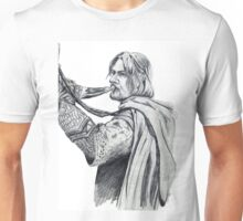 The Horn of Gondor Unisex T-Shirt