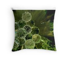 Oxygen Throw Pillow