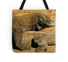 Komodo Dragons Tote Bag